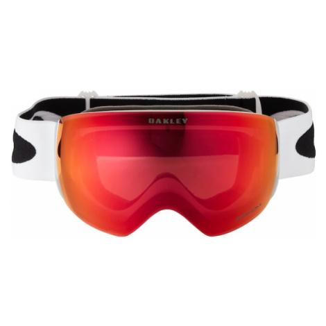 OAKLEY Športové okuliare 'Flight Deck'  červená / biela