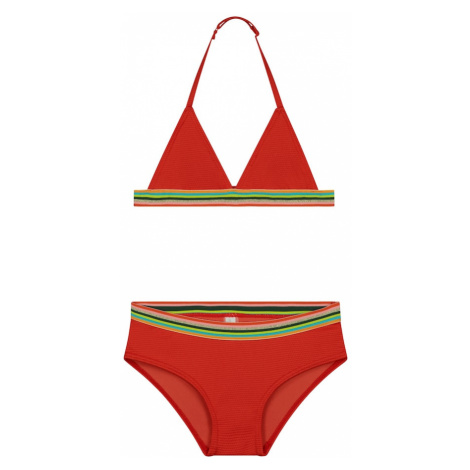 Shiwi Bikiny 'rainbow triangle'  červená