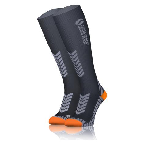 Sesto Senso Unisex's Running High Knee Socks