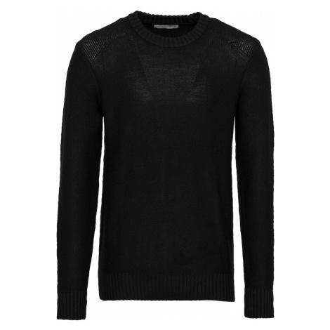 Icebreaker Športový sveter  čierna Icebreaker Merino