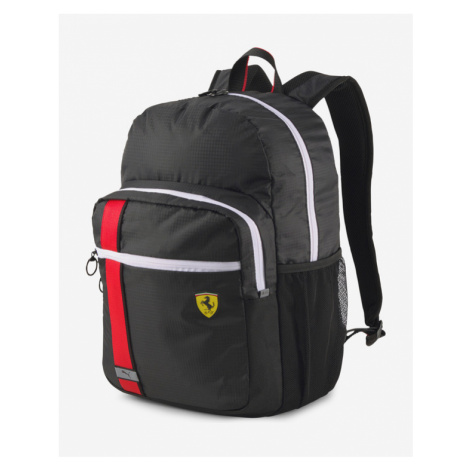 Puma Ferrari Race Batoh Čierna Červená