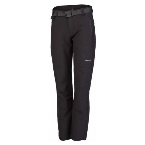 Head TILDA čierna - Dámske softshellové nohavice