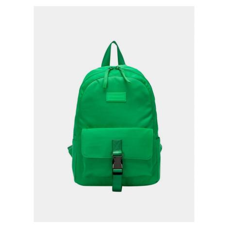Zelený dámsky batoh Consigned