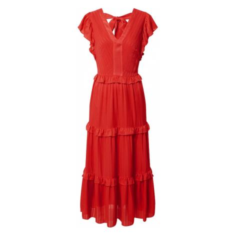 Ted Baker Šaty 'Tiliana'  oranžovo červená