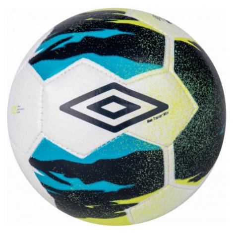 Umbro NEO TRAINER MINIBALL biela - Mini futbalová lopta