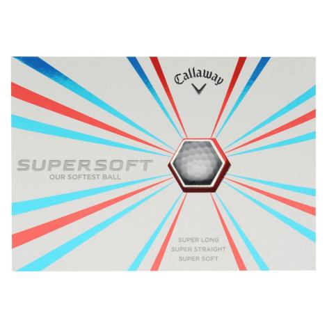 Callaway Super Soft 12 Pack Golf Balls