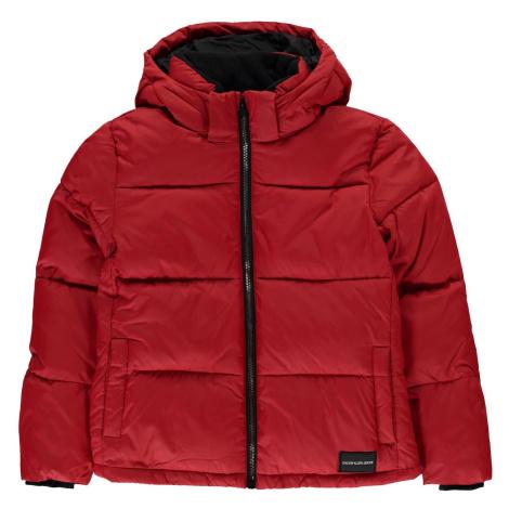 Chlapčenské zimné bundy Calvin Klein