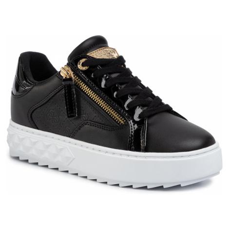 Sneakersy GUESS - Figgi FL6FII FAL12  BLACK