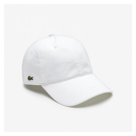 Lacoste Contrast Strap Cotton Cap RK4709-001