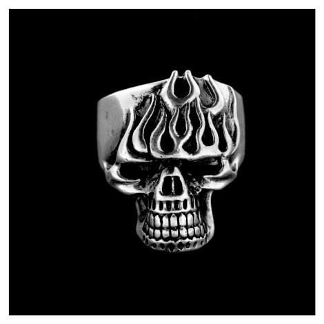Strieborný prsteň 14989