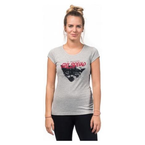 Horsefeathers BEAST TOP šedá - Dámske tričko