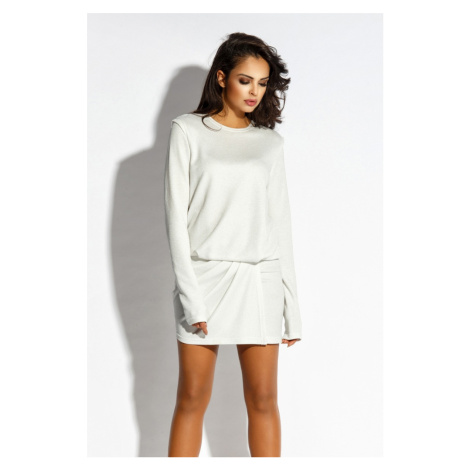 Biele šaty Kessi Dursi