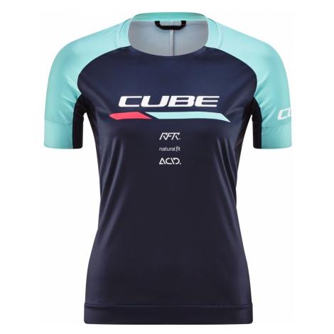 Cube Teamline WS Round Neck Jersey S/S