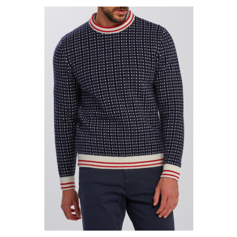 SVETER GANT D1. FISHERMAN CREW NECK