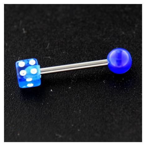 Strieborný piercing 14375
