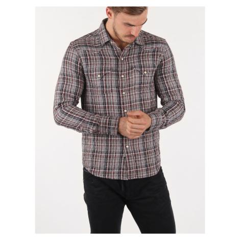 Košile Replay Čierna