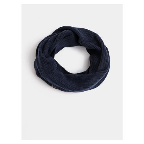 Dark blue knitted hollow jack & jones tube Jack & Jones