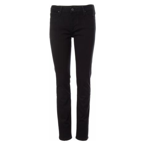 Lee jeans Elly Black Rinse dámske čierne