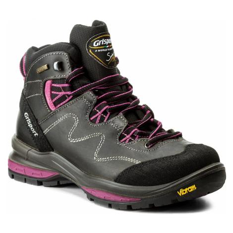 Trekingová obuv GRISPORT - 12529D10G Grey/Pink