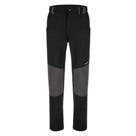 Loap ULTOR čierna - Pánske softshellové nohavice