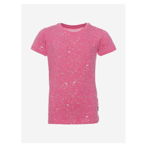 Tričko SAM 73 KTSP250407SM Růžová