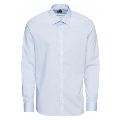 OLYMP Biznis košeľa 'Level 5 Chambray'  svetlomodrá