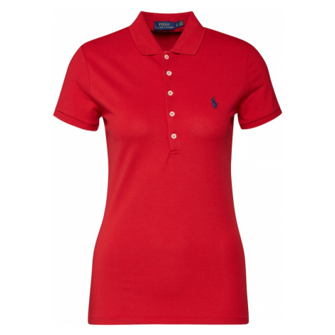 Polo Ralph Lauren Tričko 'JULIE'  červená