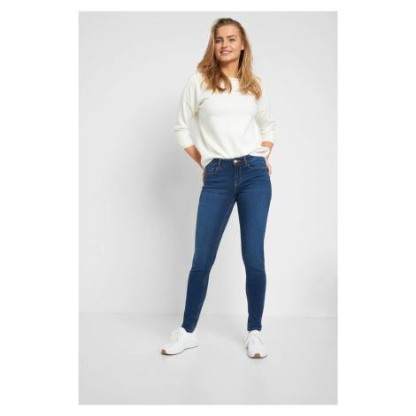 Džínsy skinny regular waist Orsay