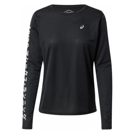ASICS Funkčné tričko 'Katakana '  čierna