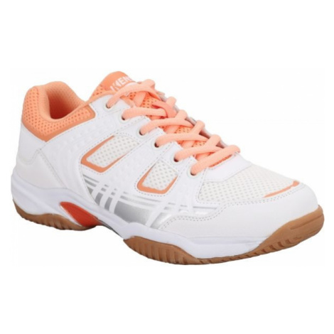 Kensis WONDER biela - Dámska halová obuv