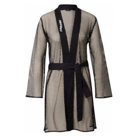 DIESEL Kimono  čierna / biela