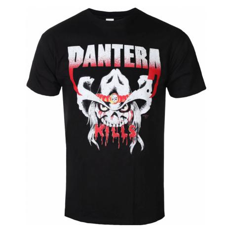 Tričko metal ROCK OFF Pantera Kills Tour 1990 Čierna