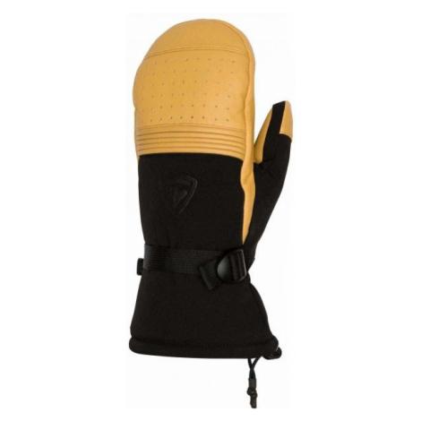 Rossignol RIDE STRETCH IMPR M čierna - Pánske lyžiarske rukavice