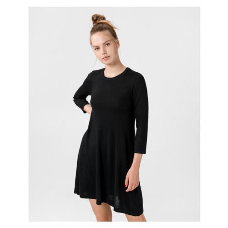 Vero Moda Felicity Šaty Čierna