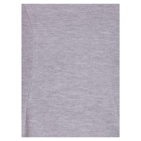 Dámske puzdrové šaty Pietro Filipi sivá