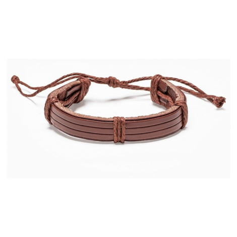 Ombre Clothing Men's bracelet on the strap A206