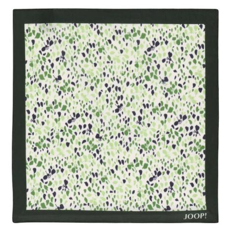 JOOP! Ozdobná vreckovka  zelená / svetlozelená / pastelovo zelená / tmavozelená