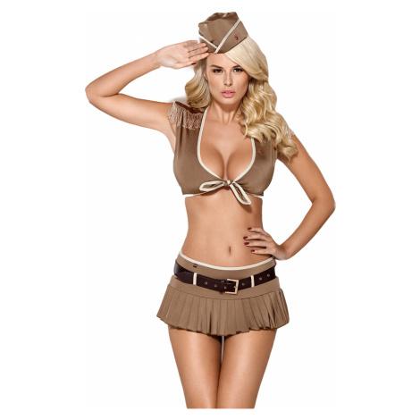 Dámsky erotický kostým 814-CST Obsessive