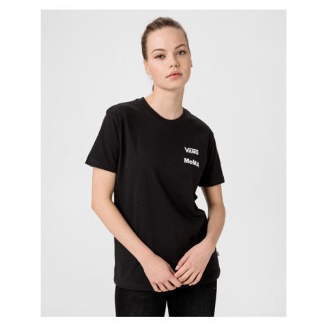 Vans MoMA Tričko Čierna