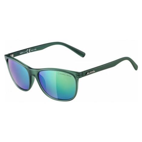 Alpina Sports JAIDA zelená - Dámske slnečné okuliare