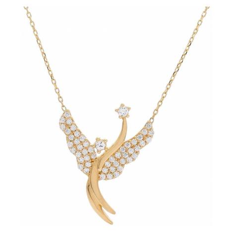 Zlatý náhrdelník KALYPSO