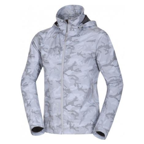 Northfinder EVERENT biela - Pánska bunda