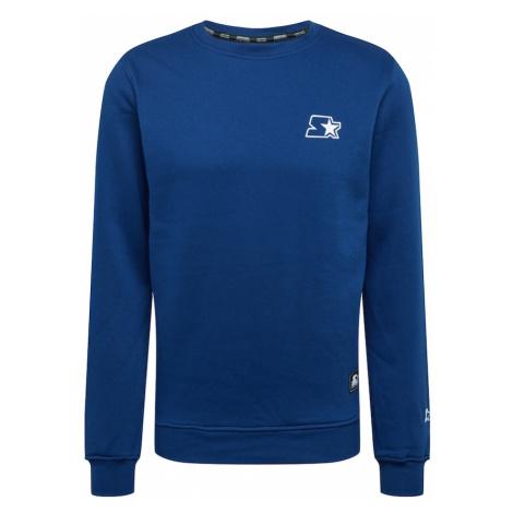 Starter Black Label Mikina  námornícka modrá
