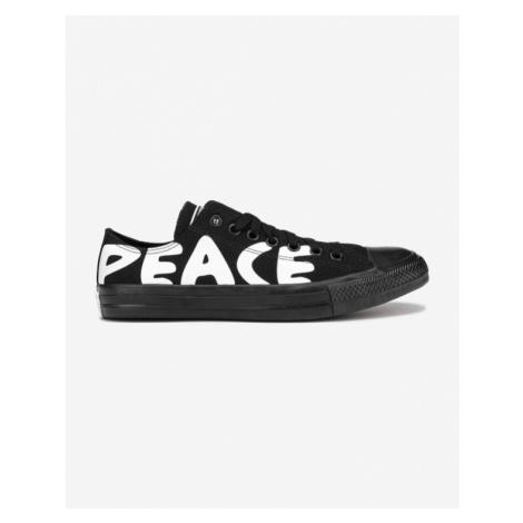 Converse Chuck Taylor All Star Peace Powered Tenisky Čierna