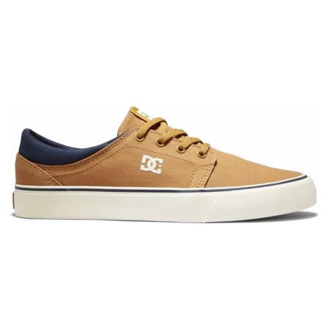 DC Shoes Trase Tx Tan/Brown 10 svetlohnedé ADYS300656-TBN-10