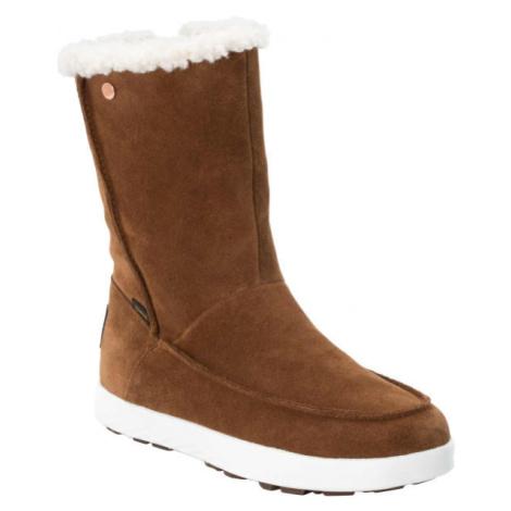 Jack Wolfskin AUCKLAND WT TEXAPORE BOOT H W - Dámska zimná obuv