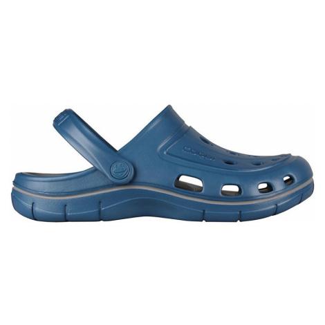 Coqui Pánske šľapky Jumper Niagara Blue/Grey 6351-100-5148