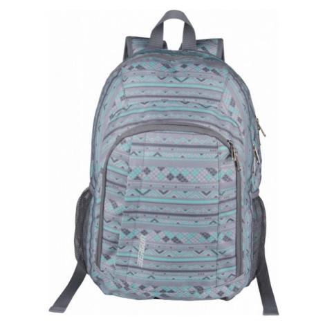Bergun DASH30 šedá - Školský batoh