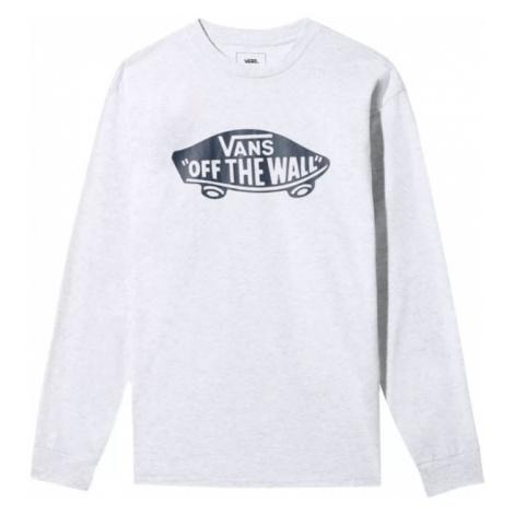 Vans Mn Otw Long Sleeve Ash Heather/Dress Blues-XL biele VN00059JTK1-XL