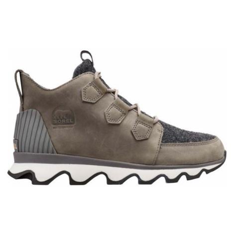 Sorel KINETIC CARIBOU hnedá - Dámska obuv